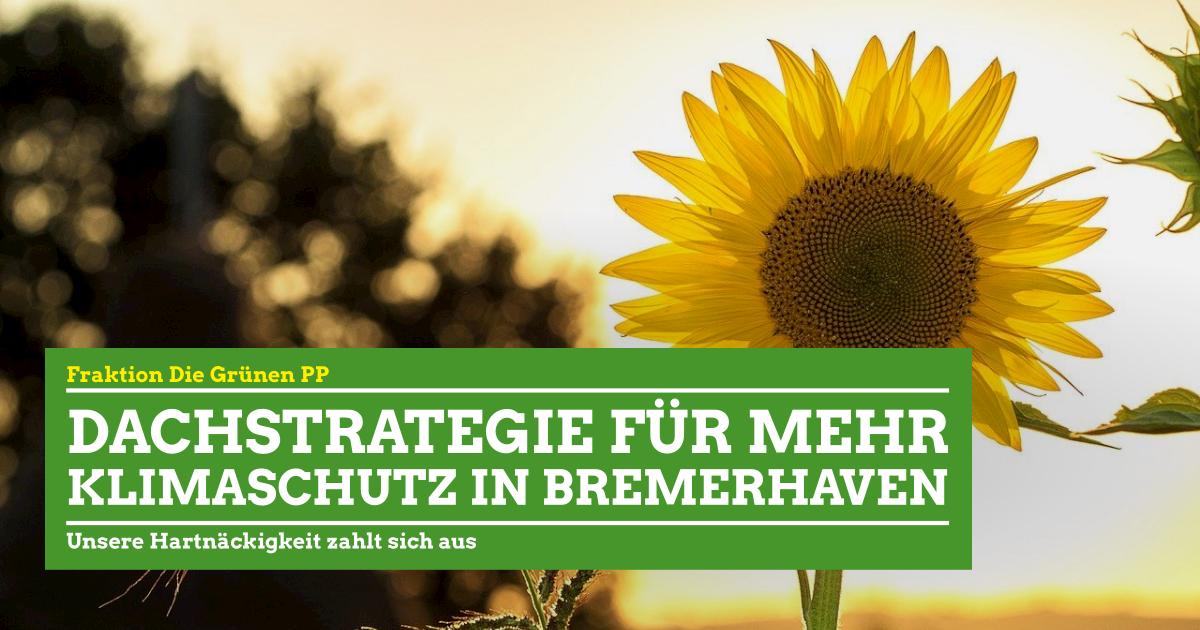 Klimaschutz in Bremerhaven: Endlich geht's voran