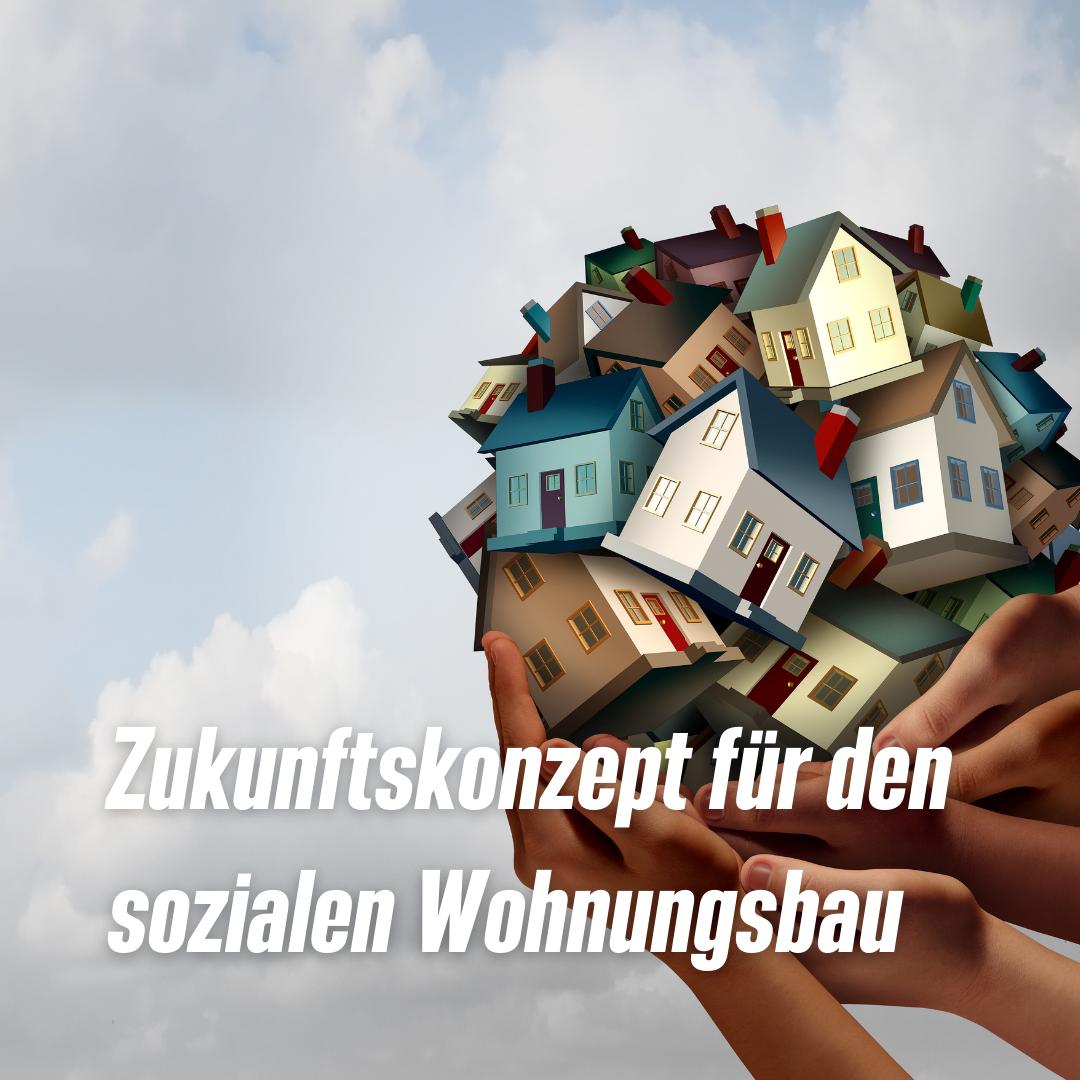 GRÜNE PP fordern ein Zukunftskonzept für den sozialen Wohnungsbau