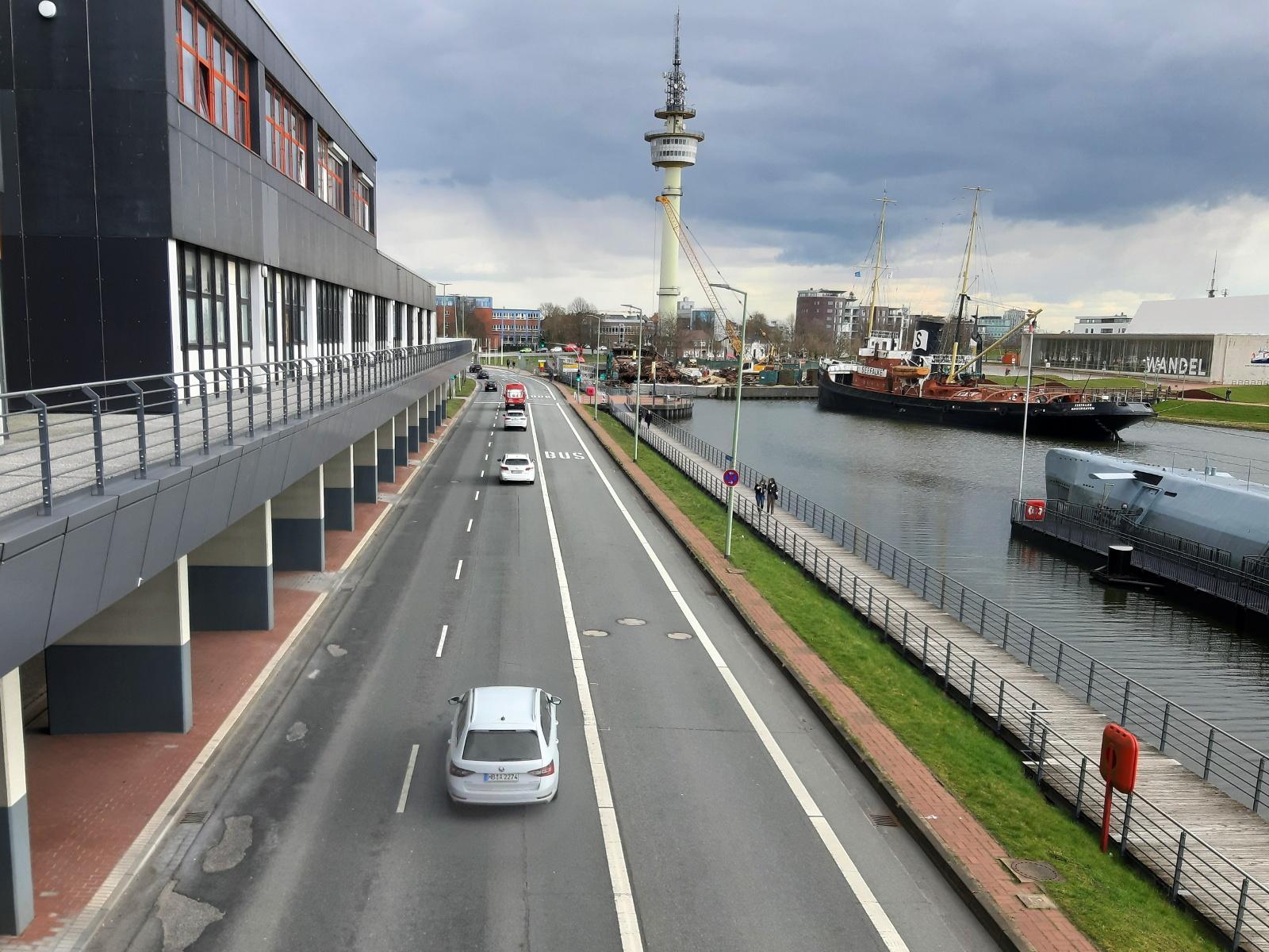 Columbusstraße und Innenstadtverkehr neu denken!
